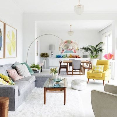 ¡Blanco vs Negro! ¿Qué funciona mejor en la decoración de tu casa?
