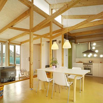Una vivienda que ahorra en gastos para invertir en calidad de vida