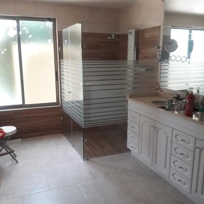Remodelacion de baño suite