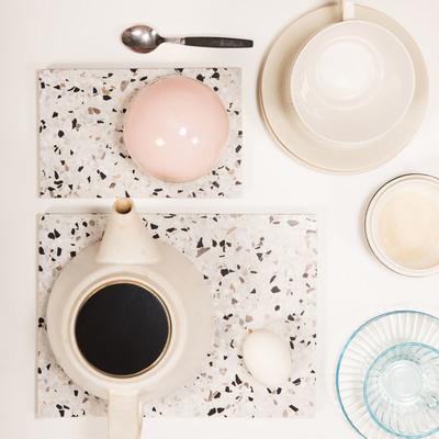 6 formas de lograr un comedor primaveral dentro de casa