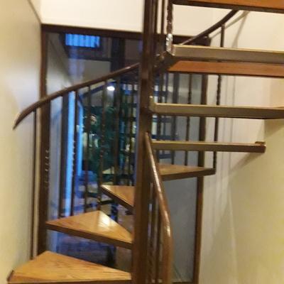 Renovación Escalera