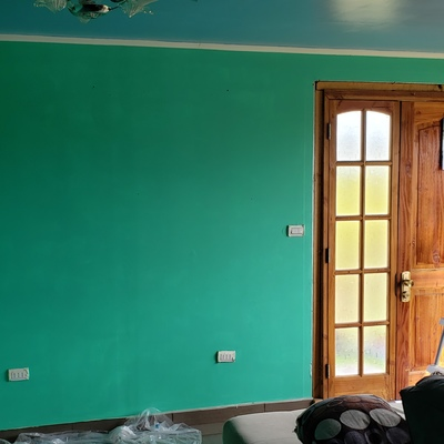 Pintura Interior casa - Melipilla