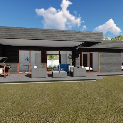 Casa Nogal Premium 82 mt2 + 33 mt2 Terraza