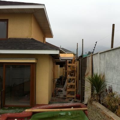 Ampliación y restauración de jardines.