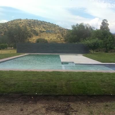 progesión piscina