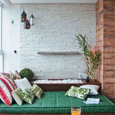 Cómo sobrevivir con una terraza pequeña