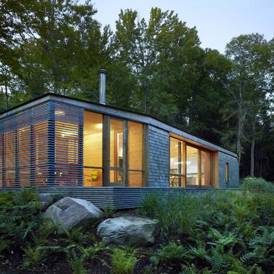 Casas prefabricadas modulares vs cabañas de madera