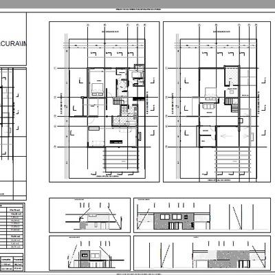 Regularización de Casa Vitacura 168 mts2