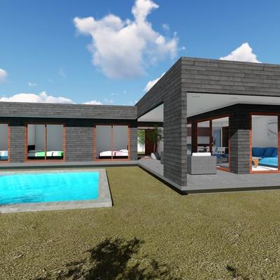 Casa Ciprés Premium 106 mt2 + 49 mt2 Terraza