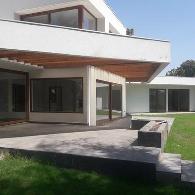 Pintura interior y exterior casa pirque