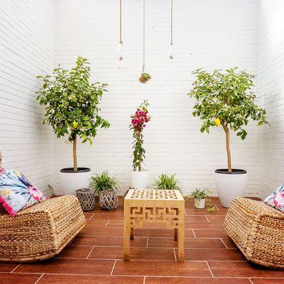 7 trucos para tener un rincón vegetal en tu terraza