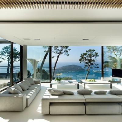 Disfruta de salones abiertos: aire fresco en tu hogar