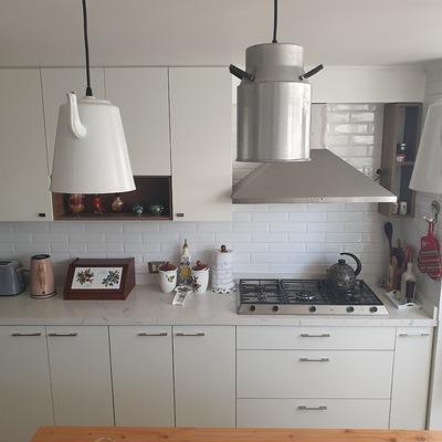 Remodelación y ampliación de cocina Alcántara.
