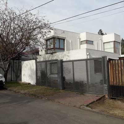 Ampliación y remodelación Casa en las Condes