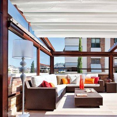 Cerramientos de terraza: todo lo que hay que saber