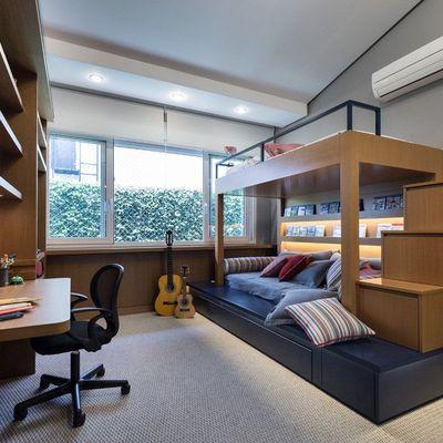 Cómo pasar de un dormitorio infantil a otro juvenil