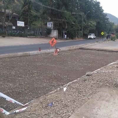 Proyecto de reposición Pavimento Asfalto bajo Normativa Serviu,  Av. Raul Labbe  N° 14622