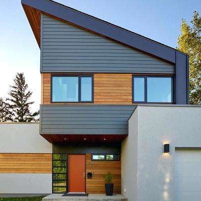 Descubre el siding: la mejor decisión para tu fachada