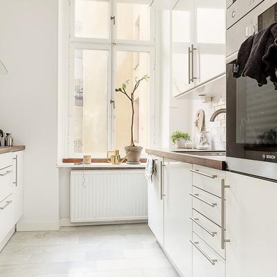Pinta tu cocina y consigue que parezca más grande