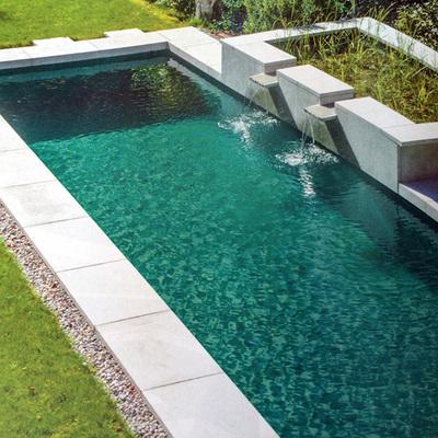Adaptación piscina normal a natural