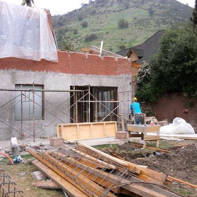 Remodelación a Casa Tipo Mediterránea