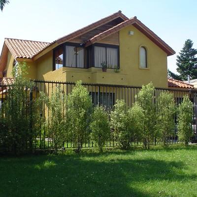 Ampliación Vivienda en calle Yelcho 842, Las Condes.