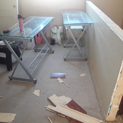 Remodelacion de dormitorio en sala de estar