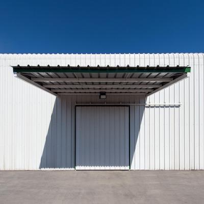 Construcción de Bodega y Oficinas - DISA