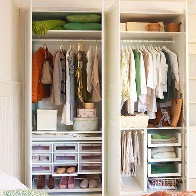 armario empotrado con altillo