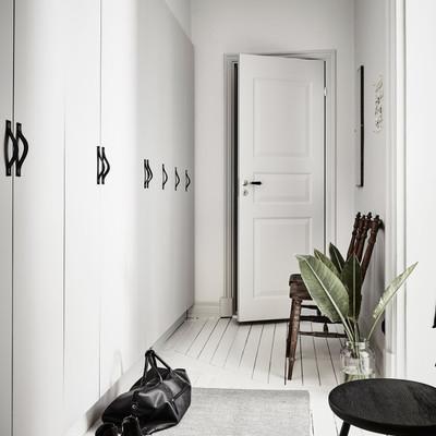 closet en pasillo