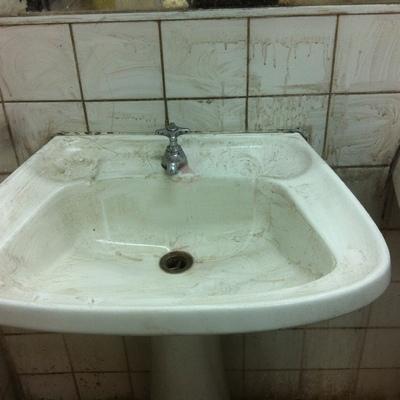 Aseo profundo en baños