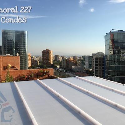 Terraza en Balmoral 227