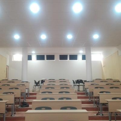 Auditorio Instituto Ingles