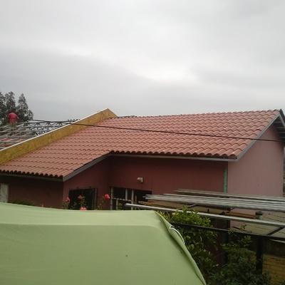 Renovación Techumbre Casas Viña del Mar
