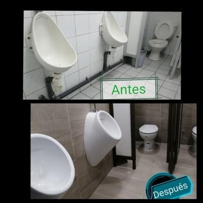 remodelaciones baños