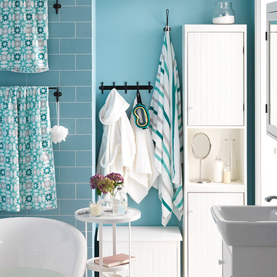 7 trucos para que tu baño pequeño parezca de lujo