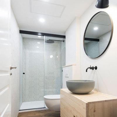 7 remodelaciones para aprovechar al máximo un baño pequeño