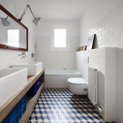 8 Ideas para un baño familiar exquisito