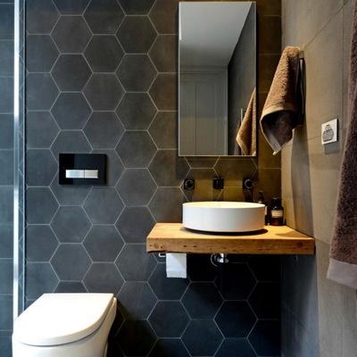 8 imprescindibles para baños pequeños