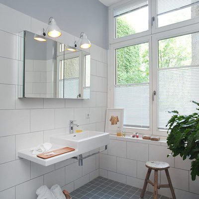 8 Ideas para un baño familiar exquisito