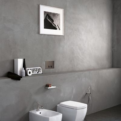 10 motivos para amar los baños de microcemento