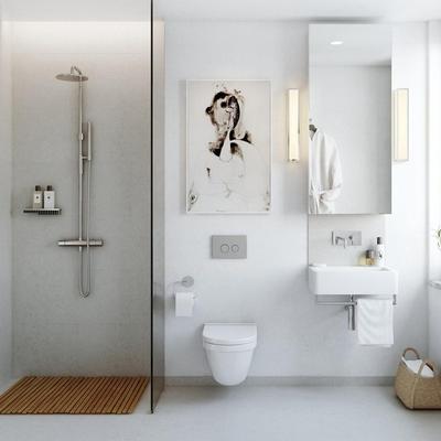 9 baños que debes descubrir antes de remodelar el tuyo
