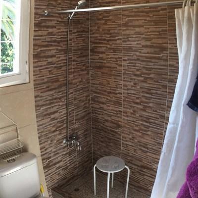 Modificación baño principal a baño discapacitados - Remodelación de baño