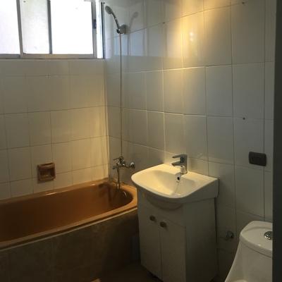 Remodelación baño de departamento av Holanda, Ñuñoa