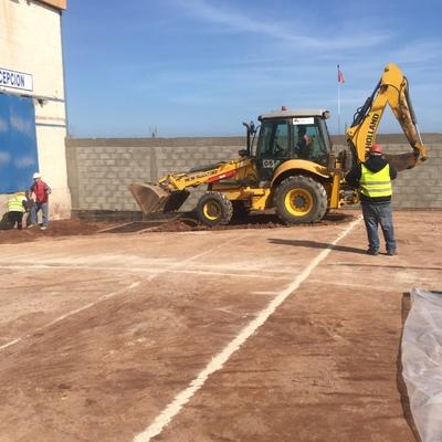 Obras de  Implementación Planta Nestlé Iquique