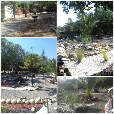 Jardin zen , xerojardineria sutentable