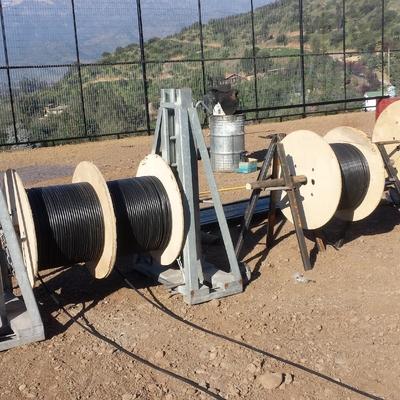 Habilitacion Electrica Centro de Eventos Pirque