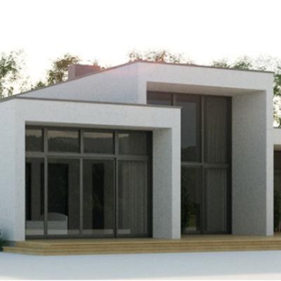Casas modernas, diseño y construcción