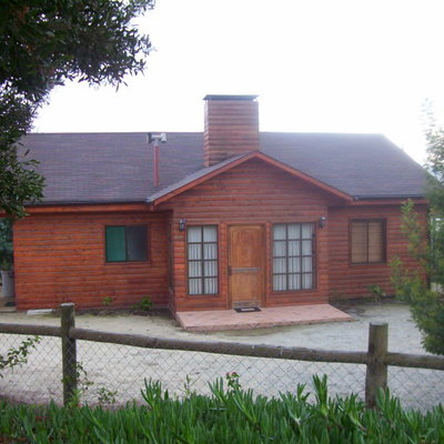 Casa de Madera 120 m2
