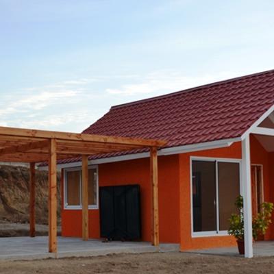 Casa 70 m2 - Modelo Chilena
